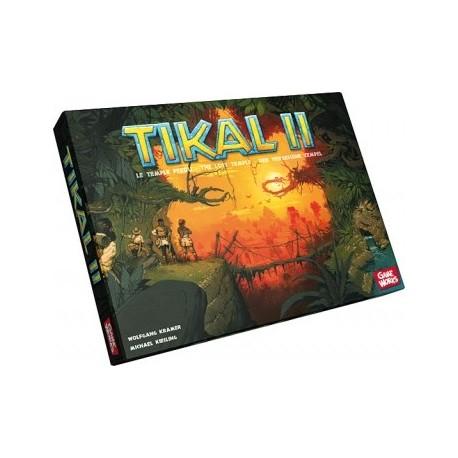 Tikal II - le temple perdu