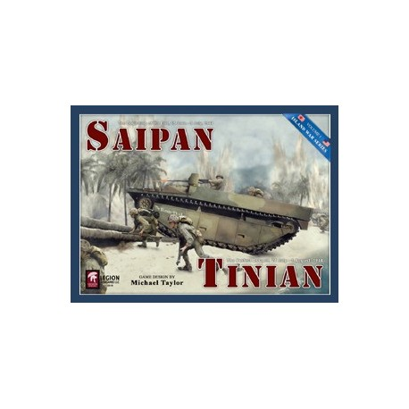 Saipan & Tinian Island War Series - Volume I
