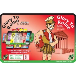 Glory to Rome Card Game