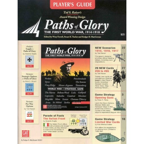 Path of Glory Player's Guide