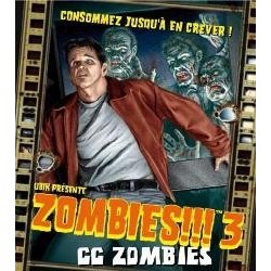 Zombies!!! 3 : CC ZOMBIES