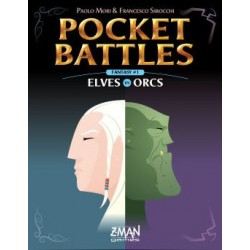 Pocket Battles - Orcs vs Elves