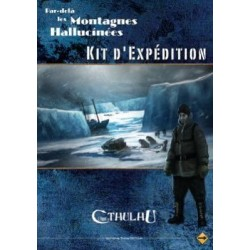 PAR DELA LES MONTAGNES HALLUCINEES: KIT D'EXPEDITION