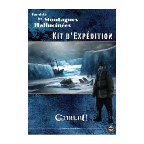 PAR DELA LES MONTAGNES HALLUCINEES: KIT D'EXPEDITION