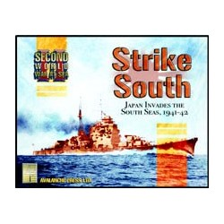 SWAS : Strike South - Japan invades the south seas