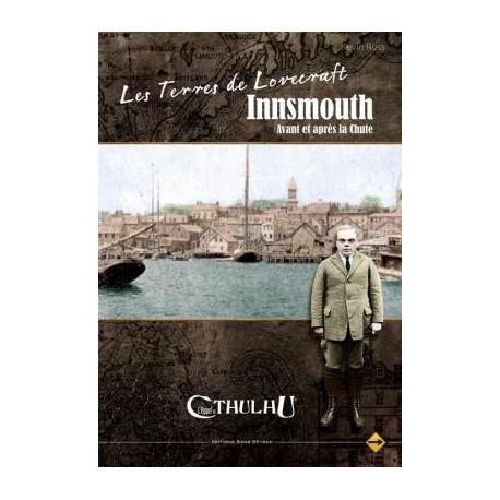Les Terres de Lovecraft : Innsmouth