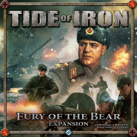 Tide of Iron : Fury of the Bear