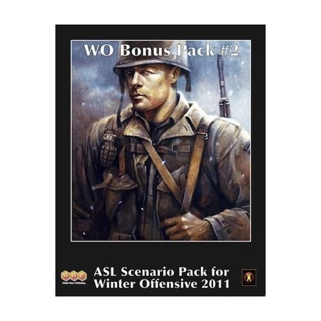 ASL Winter offensive 2011 bonus pack