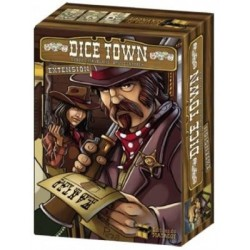 Dice Town - l'extension