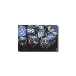 dé à 10 faces mouchetté CHESSEX