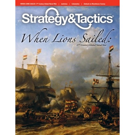 Strategy & Tactics 268 - When Lions Sailed