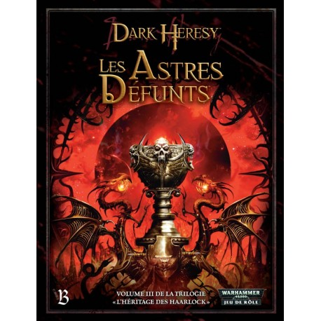 Dark Heresy : Les Astres Défunts
