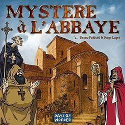 lot Mystère à l'Abbaye + extension - occasion