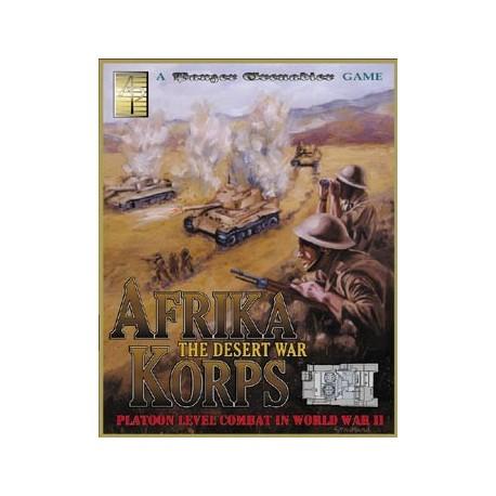 Panzer Grenadier : Afrika Korps