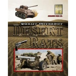 Panzer Grenadier : Desert Rats
