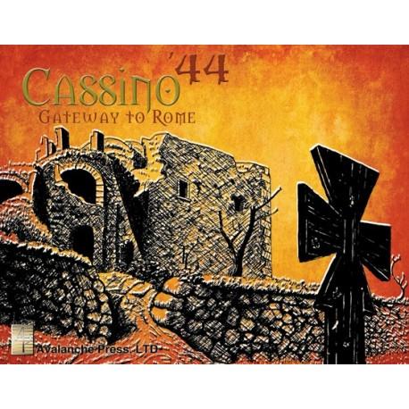 Panzer Grenadier Cassino '44 : Gateway to Rome