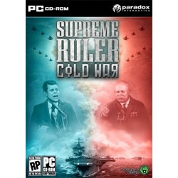 Supreme Ruler Cold War - PC