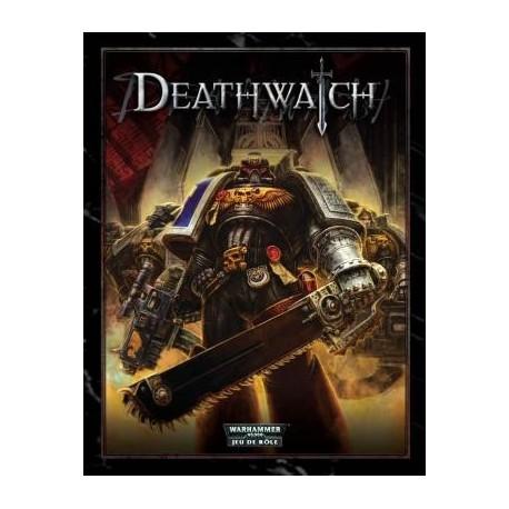 Deathwatch - jeu de rôle - VF
