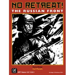 No Retreat : The Russian Front - réédition 2016