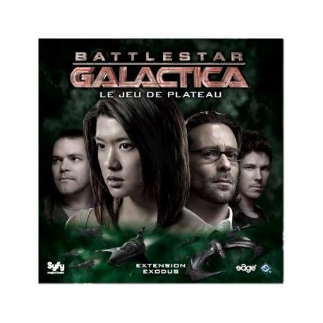 Battlestar Galactica : extension Exodus