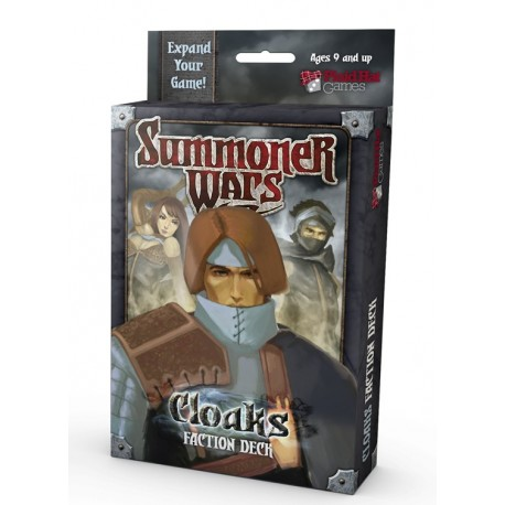 Summoner Wars : Cloaks