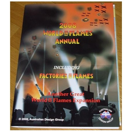 2008 World in Flames Annual