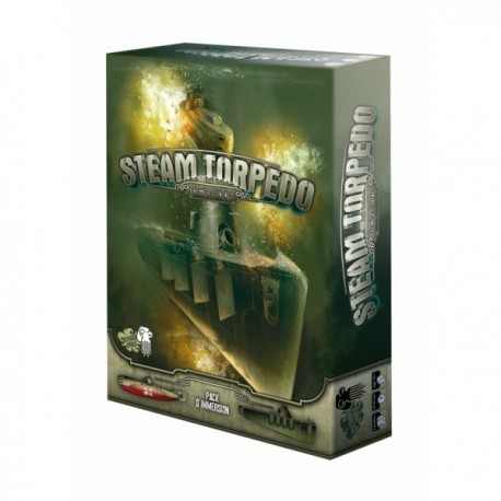 Steam Torpedo - Pack d'immersion