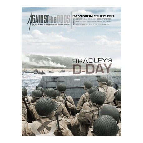 Against the Odds - campaign study - Bradley's D-Day