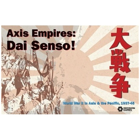 Axis Empires : Dai Senso !