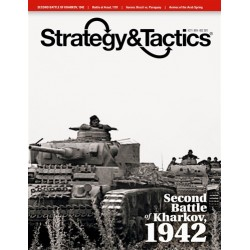 Strategy & Tactics 271 - Second Battle of Kharkov 1942