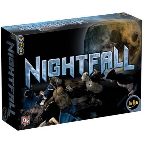 Nightfall + carte bonus Lisaveta Florescu