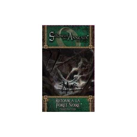 Le seigneur des Anneaux JCE - Retour à la Forêt Noire