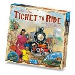 Les Aventuriers du Rail - Inde