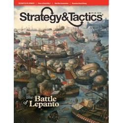 Strategy & Tactics 272 - Lepanto