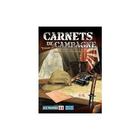 Carnets de Campagne Vol.2