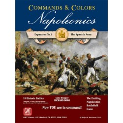 Commands & Colors: Napoleonics Ext. 1 : The Spanish Army