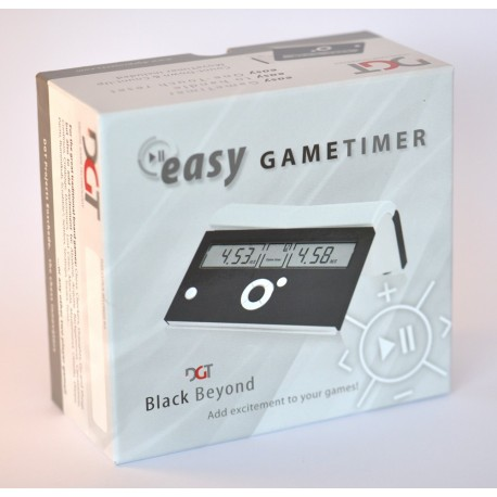 Pendule DGT Easy Gametimer noire