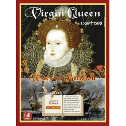 Virgin Queen : Wars of Religion 1559-1598