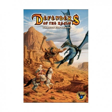 Defenders of the Realm - Dragon expansion