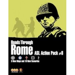 ASL Action Pack 8 Roads Through Rome