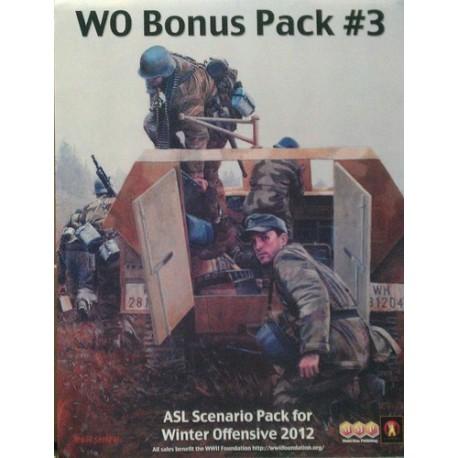 ASL Winter Offensive 2012 bonus pack 3
