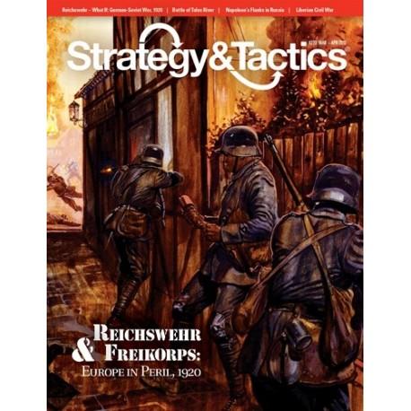 Strategy & Tactics 273 - Reichswher & Freikorps