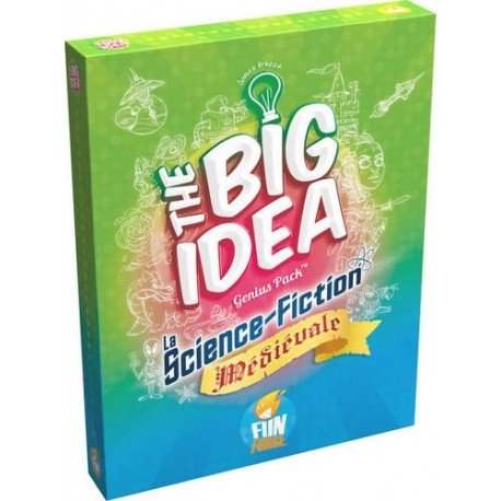 The Big Idea : Genius Pack 1