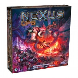 Nexus Ops 2nd edition