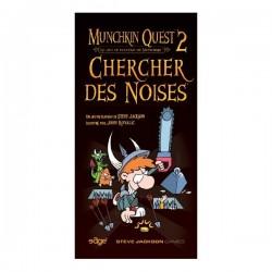 Munchkin Quest 2 - Chercher des Noises
