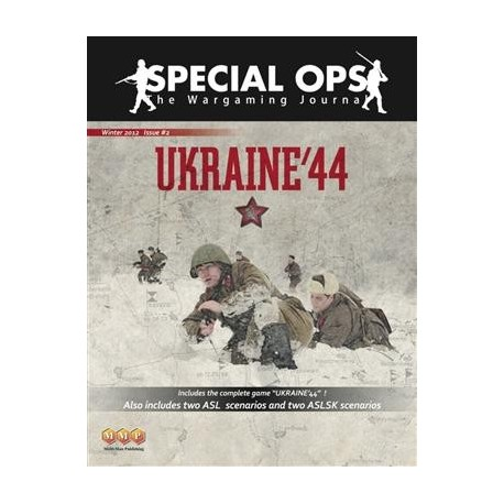 Special Ops Issue 2 - Winter 2012