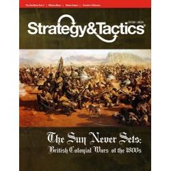 Strategy & Tactics 274 - The Sun Never Sets Vol. II