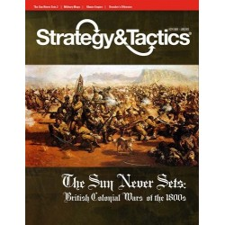 Strategy & Tactics 274 - The Sun Never Sets Vol. II
