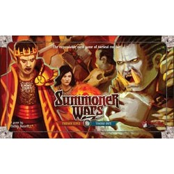 Summoner Wars Starter Set - Phoenix Elves vs Tundra Orcs