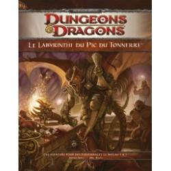 D&D 4 : Le Labyrinthe du Pic du Tonnerre